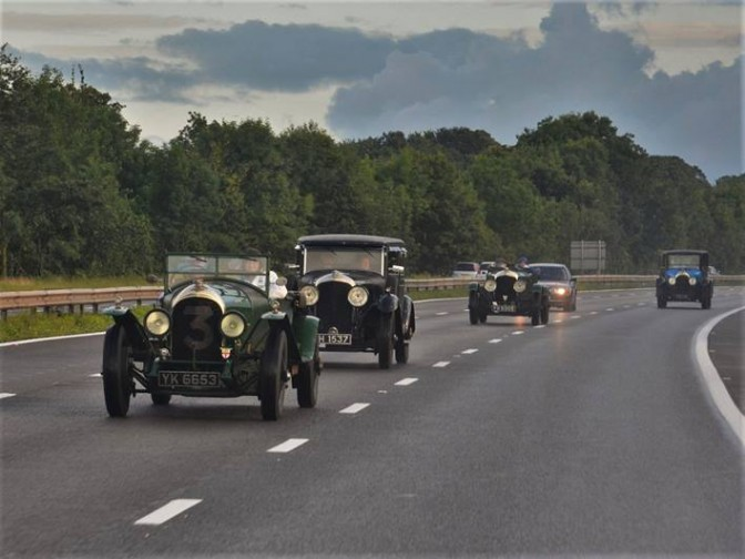 Bentley Boys – Benjafield Racing Club