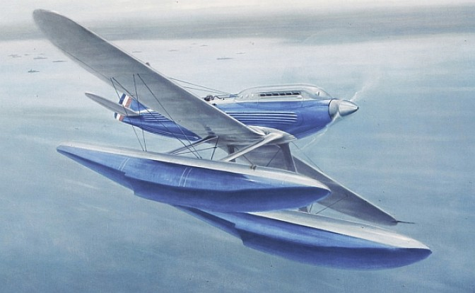 My Favourite Aeroplane in 200 Words #4: Supermarine S6